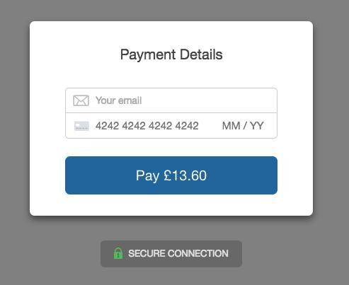 screenshot new checkout v1