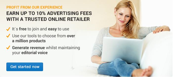 amazon affiliate advertisement